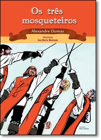 Três Mosqueteiros, Os, livro de Alexandre Dumas