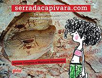 Serradacapivara.com. Os Incríveis Desenhos Desses Homens Misteriosos, livro de Denise Crispun