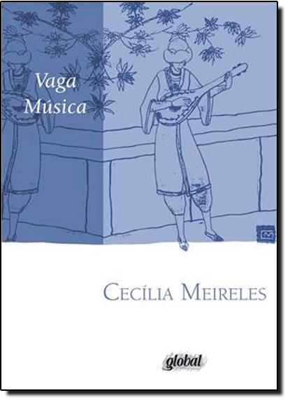Vaga Música, livro de Cecília Meireles