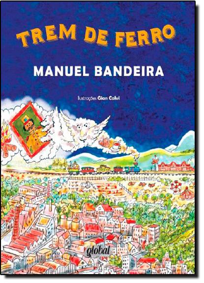 Trem de Ferro, livro de Manuel Bandeira