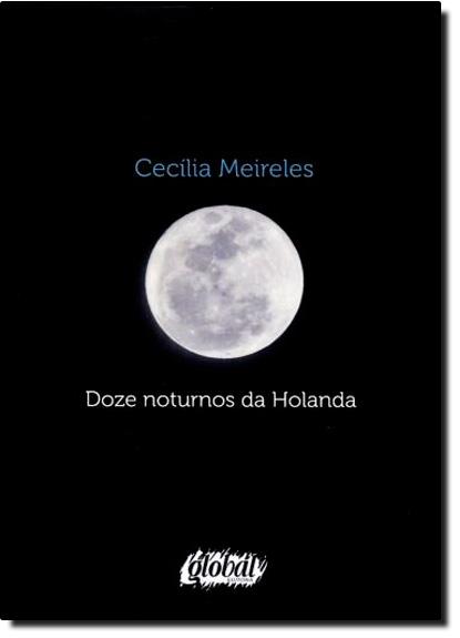 Doze Noturna da Holanda, livro de Cecília Meireles