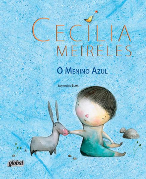 O Menino Azul, livro de Cecília Meireles