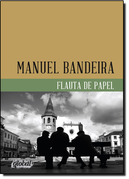Flauta de Papel, livro de Manuel Bandeira