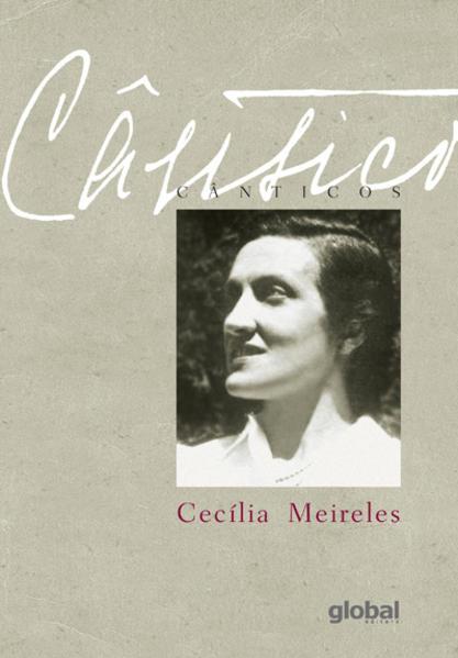 Cânticos, livro de Cecília Meireles
