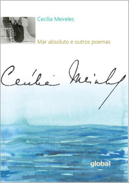 Mar absoluto e outros poemas, livro de Cecília Meireles