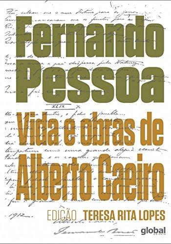 Vida e Obras de Alberto Caeiro, livro de Fernando Pessoa