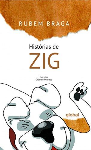 Histórias De Zig, livro de Rubem Braga