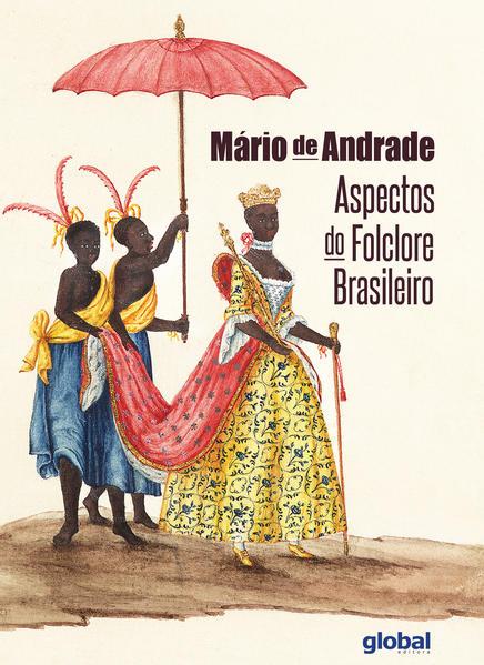 Aspectos do Folclore Brasileiro, livro de Mário de Andrade