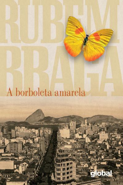 A Borboleta Amarela, livro de Rubem Braga