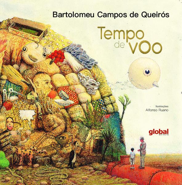 Tempo de voo, livro de Bartolomeu Campos de Queirós