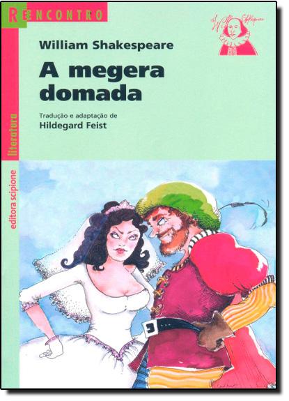 Megera Domada, A, livro de William Shakespeare