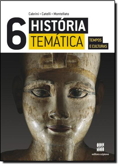 História Temática: Tempos e Culturas, livro de Lier Pires Ferreira