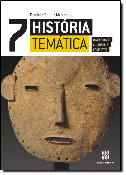 História Temática 7 Ano, livro de Andrea Montellato   Conceição Cabrini
