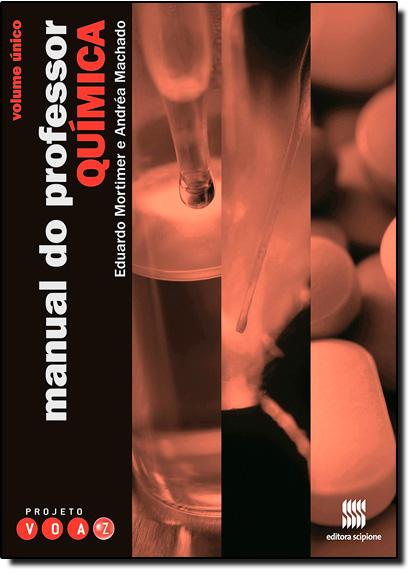 Projeto Voaz Química, livro de Eduardo Fleury Mortimer