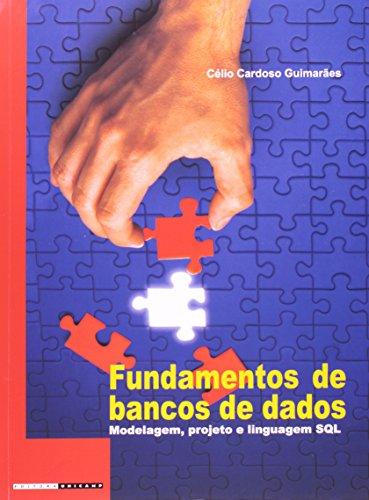 Fundamentos de bancos de dados, livro de Célio Cardoso Guimarães