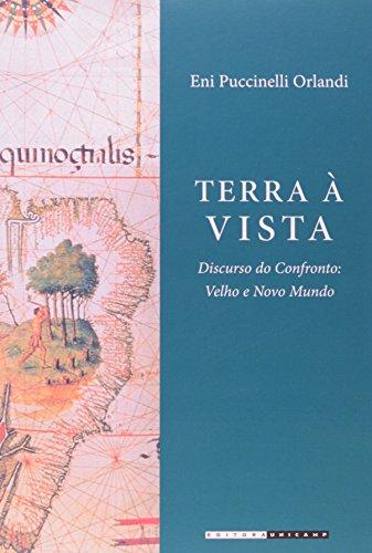 TERRA A VISTA, livro de Eni Pulcinelli Orlandi