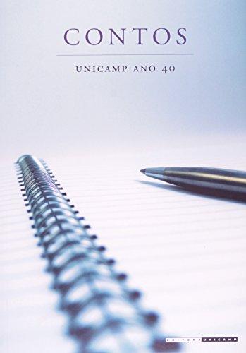 Contos - Unicamp ano 40, livro de Unicamp