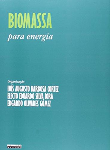 Biomassa para Energia, livro de Luís Augusto Barbosa Cortez, Electo Eduardo Silva Lora, Edgardo Olivares Gómez