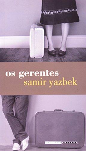 Os Gerentes, livro de Samir Yazbek