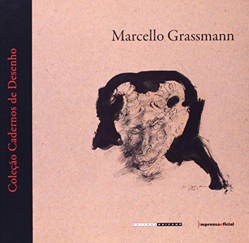 Marcello Grassmann, livro de Lygia Eluf (Org.)