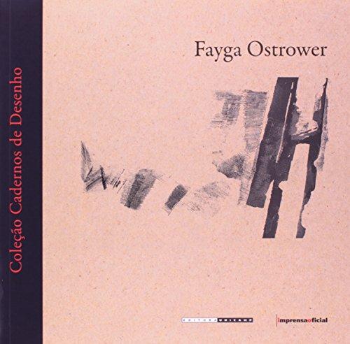 Fayga Ostrower, livro de Lygia Eluf (Org.)