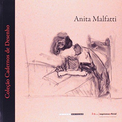 Anita Malfatti, livro de Lygia Eluf (Org.)