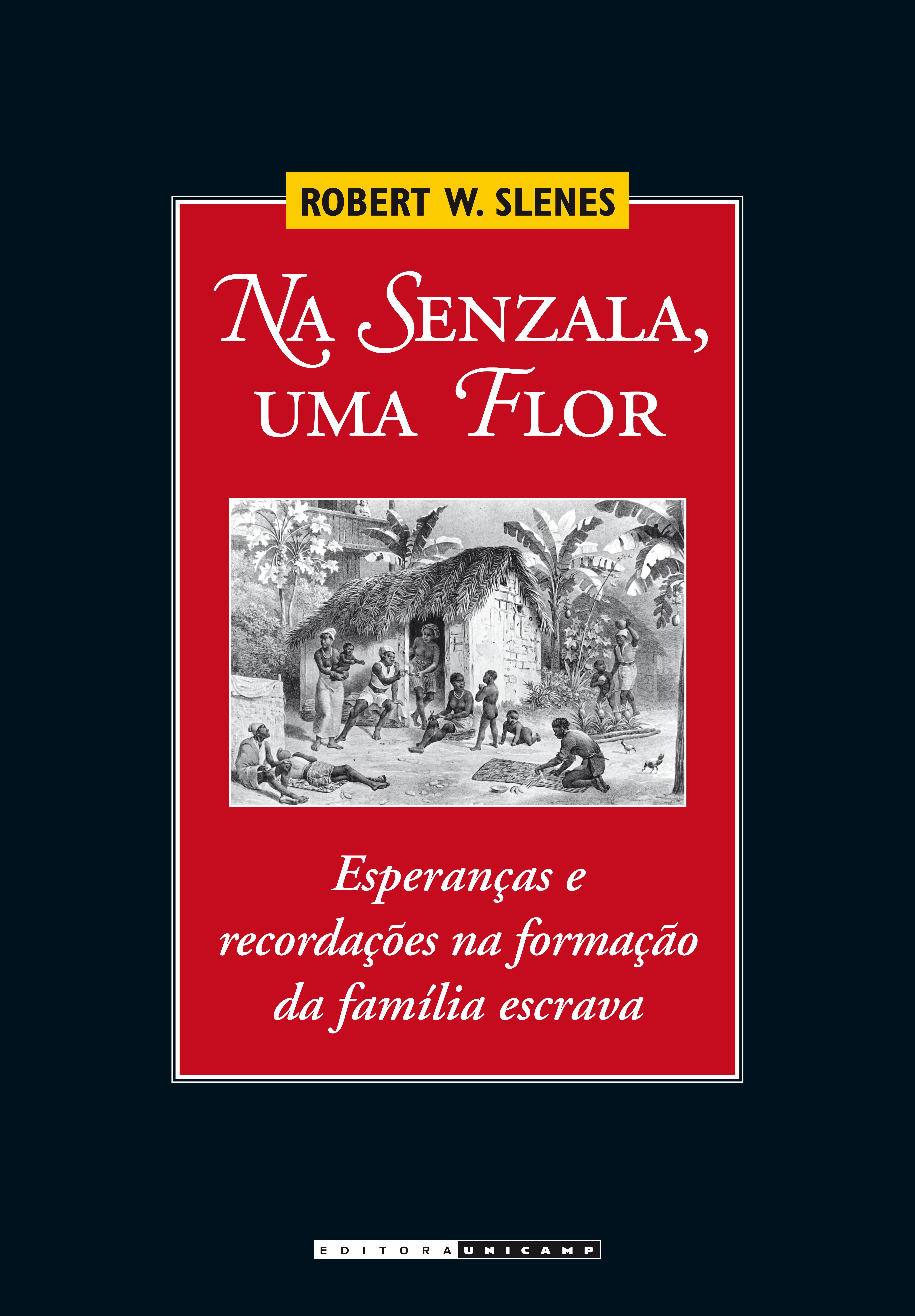Na senzala, uma flor - Esperanças e recordações na formação da família escrava - Brasil Sudeste, século XIX, livro de Robert W. Slenes