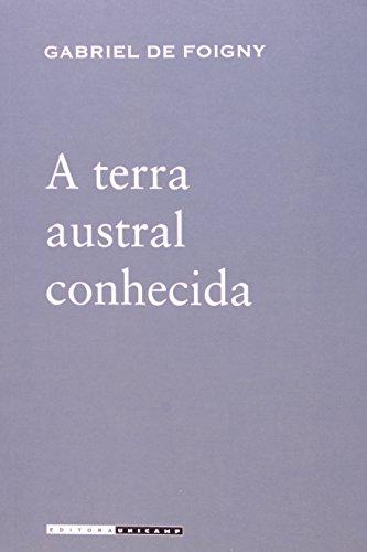Terra Austral Conhecida, A, livro de Gabriel de Foigny