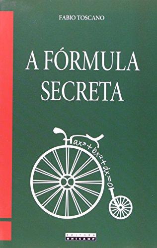 Fórmula Secreta, A, livro de Fabio Toscano