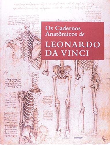 Os cadernos anatômicos de Leonardo da Vinci, livro de Leonardo da Vinci