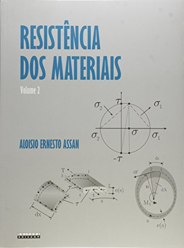 Resistência dos materiais - Volume 2, livro de Aloisio Ernesto Assan