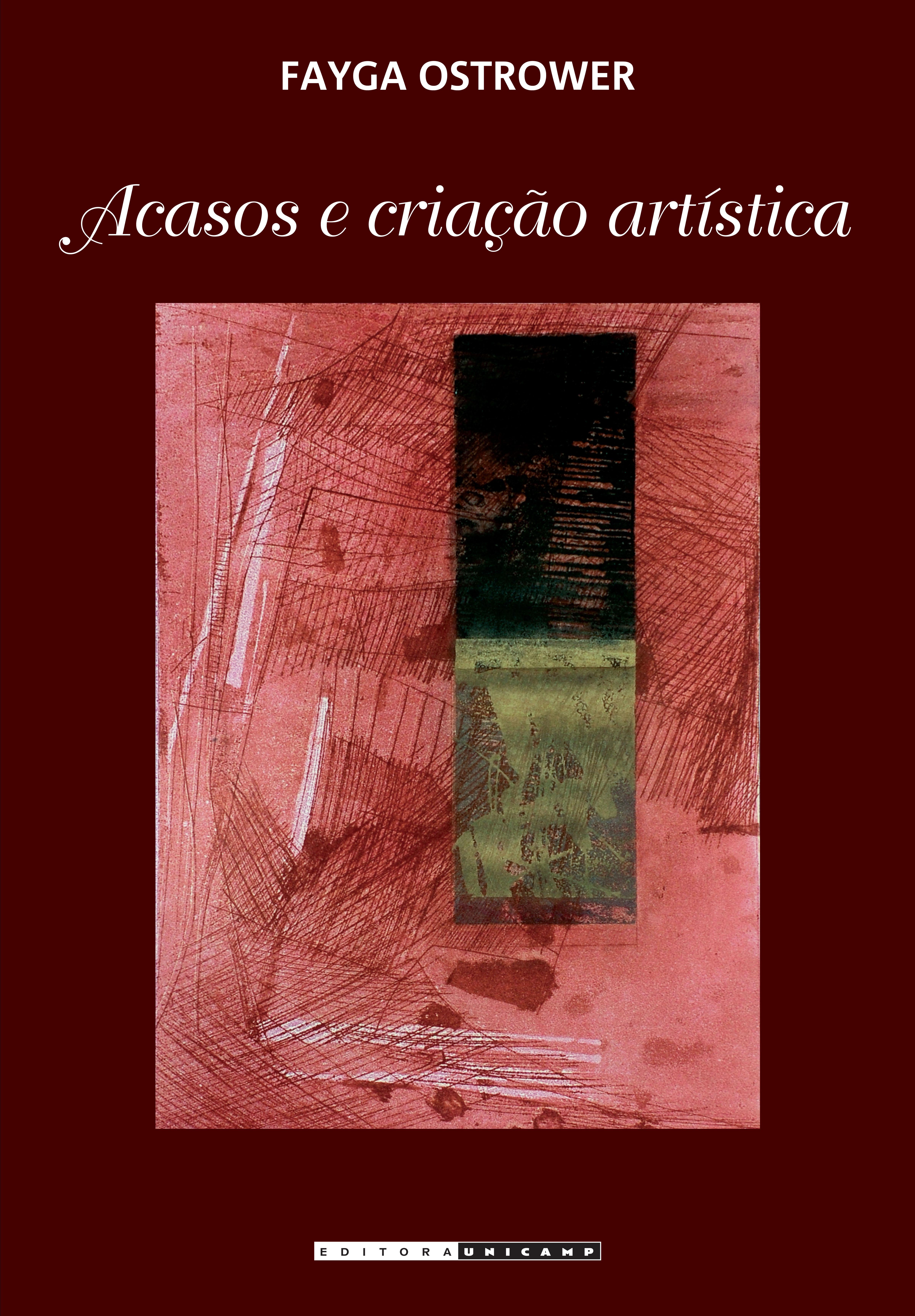 Acasos e criação artística, livro de Fayga Ostrower
