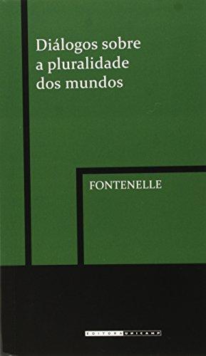 Diálogos sobre a pluralidade dos mundos, livro de Fontenelle