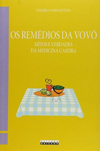 Remédios da Vovó, Os, livro de Valeria Edelsztein