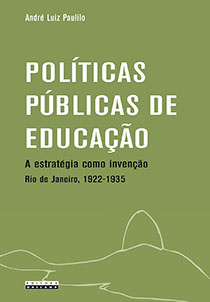 Políticas Públicas de Educação, livro de André Luiz Paulilo