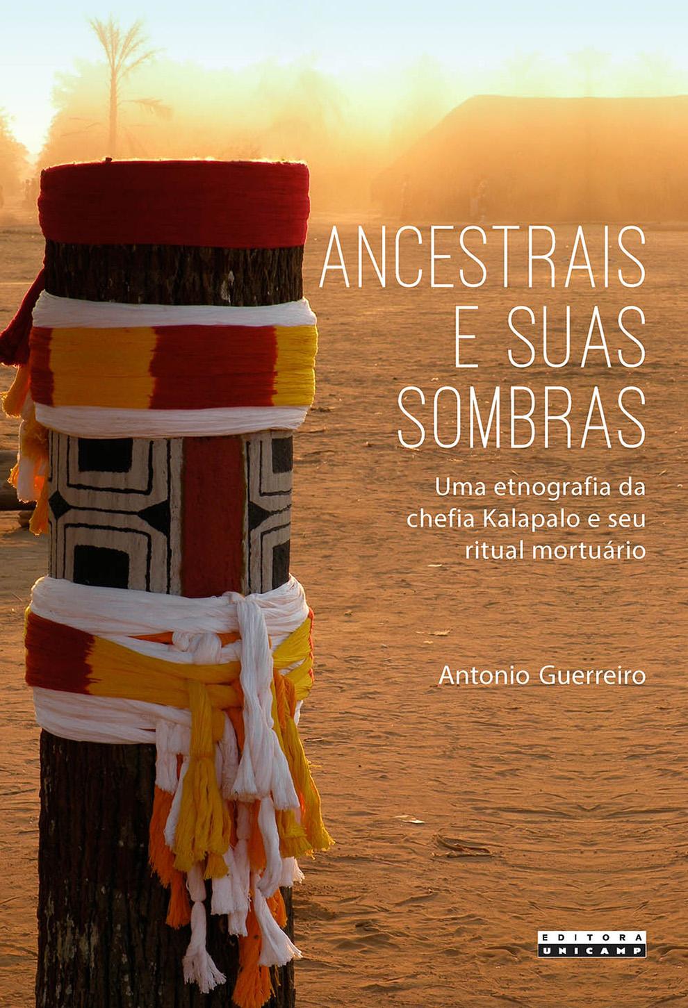 Ancestrais e Suas Sombras, livro de Antonio Guerreiro