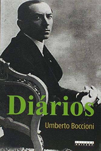 Diários, livro de Umberto Boccioni