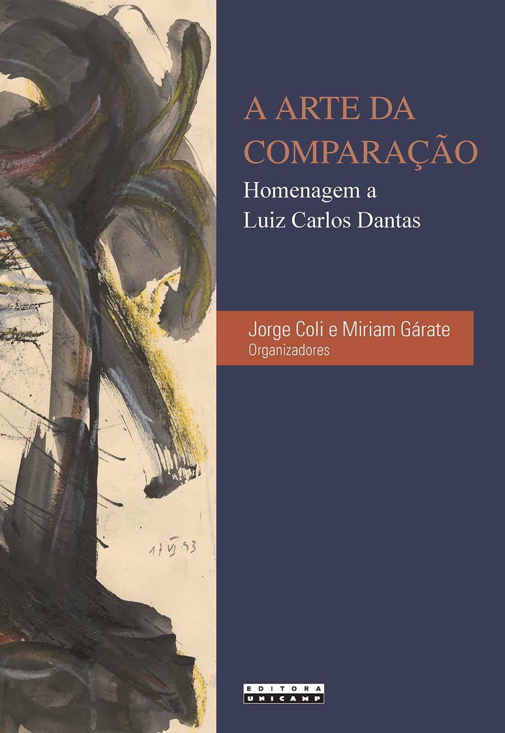 A arte da comparação, livro de Jorge Coli, Miriam Gárate (org.)