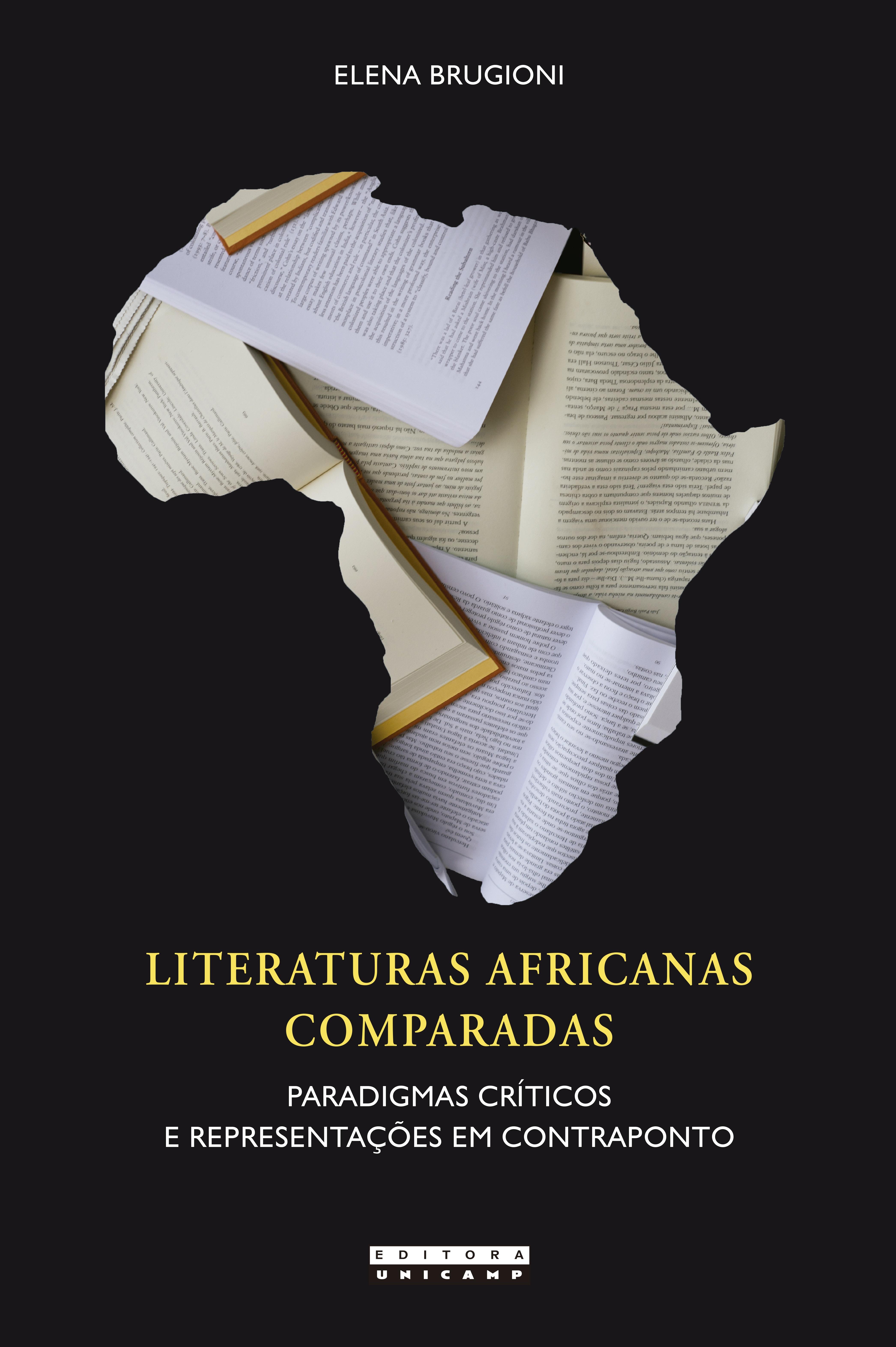 Literaturas africanas comparadas: Paradigmas críticos e representações em contraponto, livro de Elena Brugioni