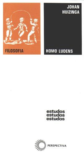 Homo Ludens. O Jogo Como Elemento Cultura - Coleção Estudos 4, livro de Johan Huizinga