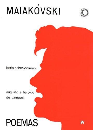 Maiakóvski. Poemas, livro de Boris Schnaiderman, Augusto de Campos, Haroldo de Campos