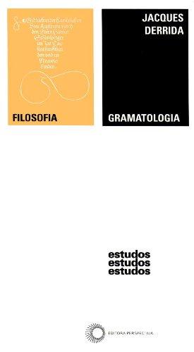Gramatologia, livro de Jacques Derrida