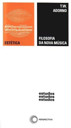 Filosofia da Nova Música, livro de Theodor W. Adorno