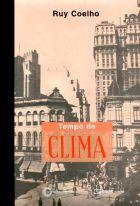 TEMPO DE CLIMA, livro de Ruy Coelho