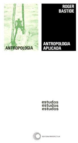 Antropologia Aplicada, livro de Roger Bastide