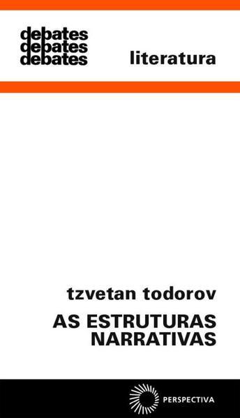 As Estruturas Narrativas, livro de Tzvetan Todorov