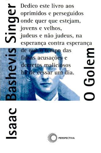 O Golem, livro de Isaac Bashevis Singer