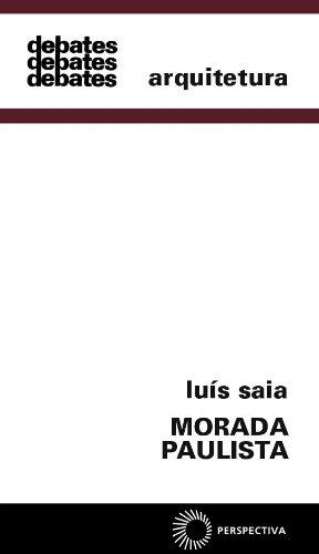 Morada Paulista, livro de Luís Saia