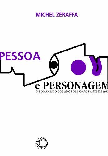 Pessoa e Personagem, livro de Michel Zéraffa