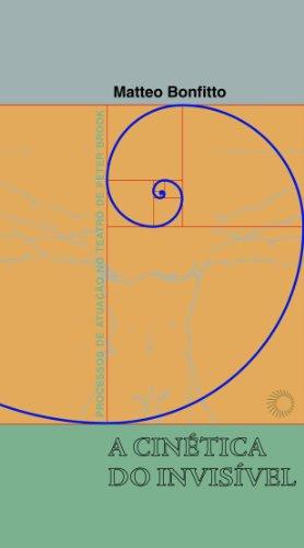 A Cinética do Invisível, livro de Matteo Bonfitto
